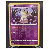 2020 Pokemon Mimikyu Rare/Reverse Holo 81/189