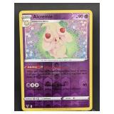 2020 Pokemon Alcremie Rare/Reverse Holo 81/185