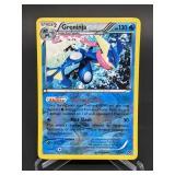 2014 Pokemon Greninja Rare/Reverse Holo 41/146