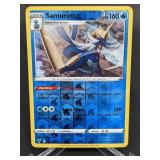 2020 Pokemon Samurott Rare/Reverse Holo 35/185
