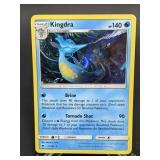 2017 Pokemon Kingdra Rare/Holo 31/147