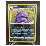 2020 Pokemon Muk Rare/Reverse Holo 101/189