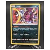 2017 Pokemon Hoopa Rare/Holo 55/73