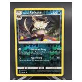 2017 Pokemon Alolan Raticate Rare/RevHolo 82/147
