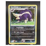 2007 Pokemon Skuntank Rare/Holo 15/130