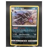 2017 Pokemon Hydreigon Rare/Holo 62/111