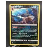 2017 Pokemon Sharpedo Rare/Reverse Holo 82/149