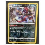 2020 Pokemon Hydreigon Rare/Holo 110/189