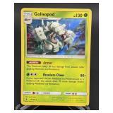 2017 Pokemon Golisopod Rare/Holo 9/145