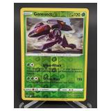 2020 Pokemon Genesect Rare/Rev. Holo 16/185