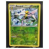 2013 Pokemon Beedrill Rare/Rev. Holo 3/116