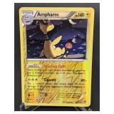 2016 Pokemon Ampharos Rare/Reverse Holo 40/114
