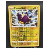 2020 Pokemon Pincuchin Rare/Reverse Holo 64/189