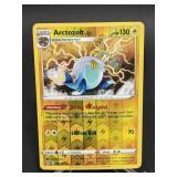 2020 Pokemon Arctozolt Rare/Reverse Holo 66/189