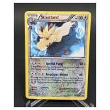 2012 Pokemon Stoutland Rare/Reverse Holo 88/108