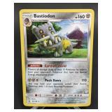 2018 Pokemon Bastiodon Rare/Holo 85/156