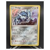 2018 Pokemon Dialga Rare/Holo 127/214
