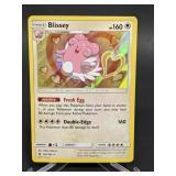 2017 Pokemon Blissey Rare/Holo 102/145
