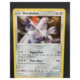 2020 Pokemon Duraludon Rare/Holo 129/185