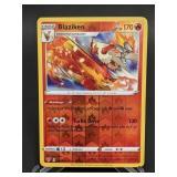 2020 Pokemon Blaziken Rare/Reverse Holo 24/189
