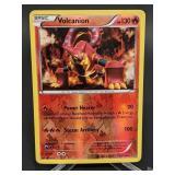 2016 Pokemon Volcanion Rare/Reverse Holo 25/114