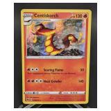 2020 Pokemon Centiskorch Rare/Holo 10/73