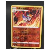 2020 Pokemon Volcarona Rare/Reverse Holo 30/189