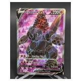 2020 Pokemon Coalossal V Rare/Holo 173/185