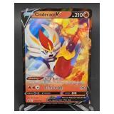 2020 Pokemon Cinderace V Holo Promo SWSH015