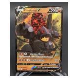 2020 Pokemon Coalossal V Rare/Holo 98/185