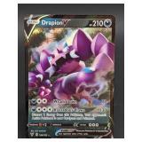 2020 Pokemon Drapion V Rare/Holo 106/185
