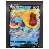2020 Pokemon Drednaw V Rare/Holo 14/73