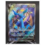 2020 Pokemon Dhelmise V Rare/Holo 187/200