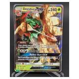 2017 Pokemon Decidueye GX Rare/Holo 12/149