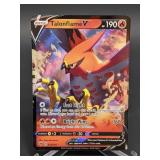 2020 Pokemon Talonflor V Rare/Holo 29/185