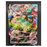 2020 Pokemon Snorlax VMAX Rare Holo 142/202