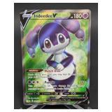 2020 Pokemon Indeedee V Holo 192/202