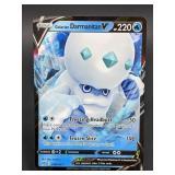 2020 Pokemon Darmanitan V Rare/Holo 36/185