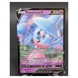 2020 Pokemon Hatterene V Promo SWSH055