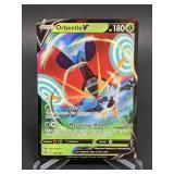 2020 Pokemon Orbeetle V Rare/Holo 20/185