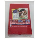 1990-91 NBA Hoops Series 2 Sealed Basketball Box