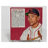 Red Mans Chewing Tobacco Eddit Stanky Card