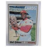 1970 Topps Bob Gibson #530