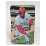 1970 Bob Gibson Jumbo Card