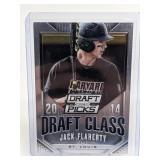 2014 Draft Picks Prizm Draft Class Jack Flaherty