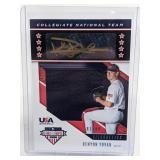 81/89 2019 USA Baseball Kenyon Yovan Relic/Auto