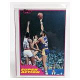 1981 Topps Kareem Abdul-Jabbar #106