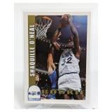 1993 NBA Hoops Shaquille-O