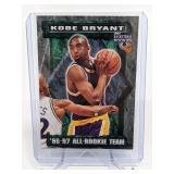 1997 Basketball Rookies Kobe Bryant All-RC Team