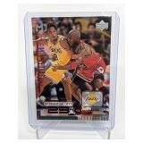 1998 UD Michael Jordan The Jordan Files #147